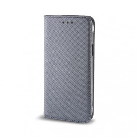 Husa ZTE V7 Lite - Smart Magnet (Gri)
