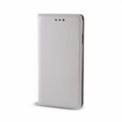 Husa ZTE V7 Lite - Smart Magnet (Argintiu)