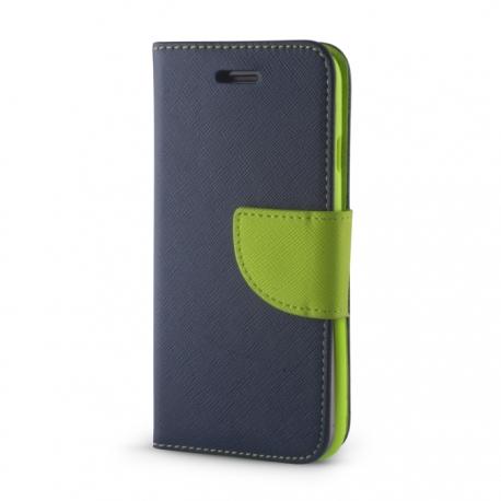 Husa SAMSUNG Galaxy XCover 3 - Fancy Book (Bleumarin)