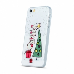 Husa SAMSUNG Galaxy J5 - Winter (Christmas Sheep)