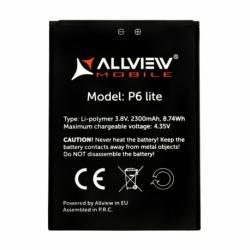 Acumulator Original ALLVIEW P6 Lite / P6 Plus (2300 mAh)