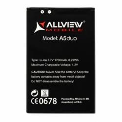 Acumulator Original ALLVIEW A5 DUO (1700 mAh)