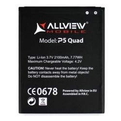 Acumulator Original ALLVIEW P5 QUAD (2100 mAh)
