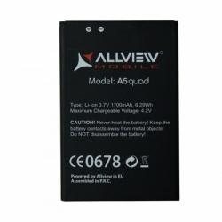 Acumulator Original ALLVIEW A5 QUAD (1700 mAh)