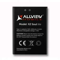 Acumulator Original ALLVIEW X2 SOUL LITE (2400 mAh)