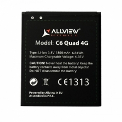 Acumulator Original ALLVIEW C6 QUAD 4G (1800 mAh)