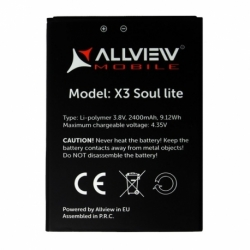 Acumulator Original ALLVIEW X3 SOUL LITE (2400 mAh)