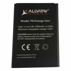 Acumulator Original ALLVIEW P6 ENERGY MINI (2950 mAh)