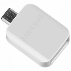 Adaptor Original SAMGUNG OTG USB - MicroUSB (Alb) UG930