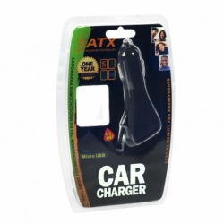 Incarcator Auto 1A NOKIA 6101 / N70, Slot USB + Cablu 3M ATX