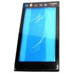 Rama Originala Touchscreen pentru ALLVIEW Wi7 (Negru)