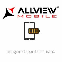 Garnitura Silicon pentru Carcasa spate ALLVIEW M9 Jump (Alb)