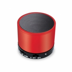 Boxa Portabila Bluetooth Junior (Rosu) Setty