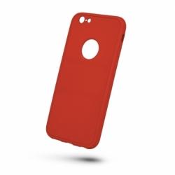 Husa APPLE iPhone SE 2 (2020) - Full Cover Shine (Rosu)