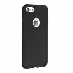 Husa APPLE iPhone SE 2 (2020) - Forcell Soft (Negru)