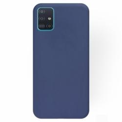 Husa SAMSUNG Galaxy A51 - Forcell Soft (Bleumarin)