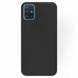 Husa SAMSUNG Galaxy A51 - Forcell Soft (Negru)