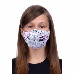Masca De Protectie Pentru Copii (8-12 ani) (Pisica)