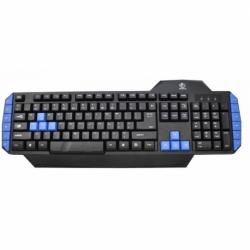 Tastatura Gaming (Negru) Rebeltec Warrior
