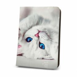 "Husa Tableta Universala (9 - 10"") (Cute Ktty)"