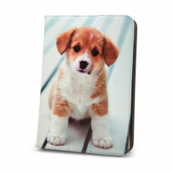 "Husa Tableta Universala (9 - 10"") (Cute Puppy)"