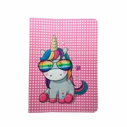 "Husa Tableta Universala (9 - 10"") (Rainbow Unicorn)"