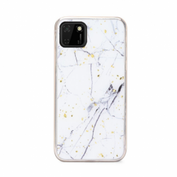 Husa HUAWEI Y5p - Marble No1 (Alb) FORCELL