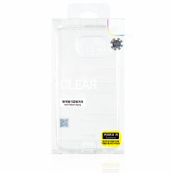 Husa SAMSUNG Galaxy J5 (2015) - Jelly Clear (Transparent) Anti-Ingalbenire