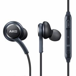 Casti Stereo SAMSUNG Headset EO-IG955BW AKG cu mufa Jack 3.5mm (Negru)