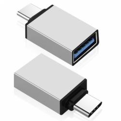Adaptor Tip C - USB 3.0 (Argintiu)