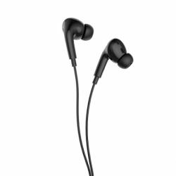 Casti Stereo cu Microfon - mufa Jack 3.5mm (Negru) HOCO M1 Pro