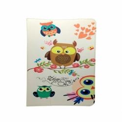 """Husa Tableta Universala (9 - 10"""") (Owls Family)"""