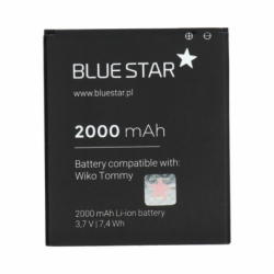 Acumulator WIKO Tommy / Tommy 2 (2000 mAh) Blue Star