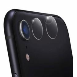 Folie de Sticla pentru Camera Foto Spate APPLE iPhone XR (Transparent)