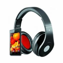 Casti Audio Cu Microfon (Negru) Rebeltec Audio Feel 2