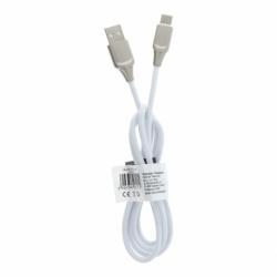 Cablu Date & Incarcare Tip C 2.0 (Gri) C128 1m