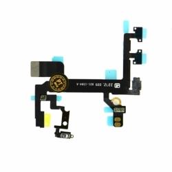 Banda Flex Pentru APPLE iPhone 5S Cu Buton ON-OFF Si Butoane Laterale