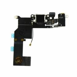 Banda Flex Pentru APPLE iPhone 5S Cu Conector De Incarcare (Alb)