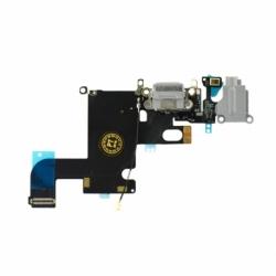 Banda Flex Pentru APPLE iPhone 6 Plus Cu Conector De Incarcare + Mufa Pentru Casti (Gri)
