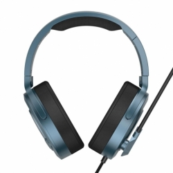Casti de gaming cu microfon, stereo, USB (Albastru) Baseus Gamo Virtual 3D