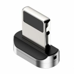 Adaptor Magnetic APPLE Lightning (Argintiu) Baseus Zinc