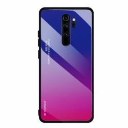 Husa XIAOMI Redmi Note 8 Pro - Ombre Glass (Violet)