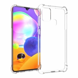 Husa SAMSUNG Galaxy A21s - Crystal Anti-Shock (Transparent)