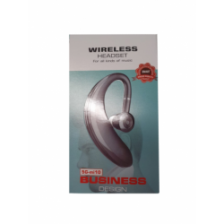 Casca Bluetooth Wireless (Negru) 5G-mi10
