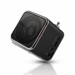 Radio (Negru) Setty MF-100