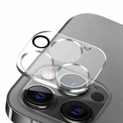 Folie de Sticla pentru camera Foto Spate APPLE iPhone 12 Pro (Transparent) Blue Star