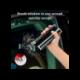 Suport Auto 4 in 1 - Aromaterapie, Afisaj Numar Telefon, Ciocan Spart Geam (Negru)