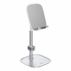 Suport Telefon Pentru Birou Telescopic (Argintiu) Baseus SUWY-A0S