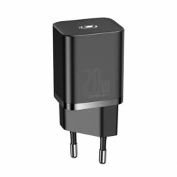 Incarcator Universal Tip C - Doar Priza (Negru) Baseus CCSUP-B01