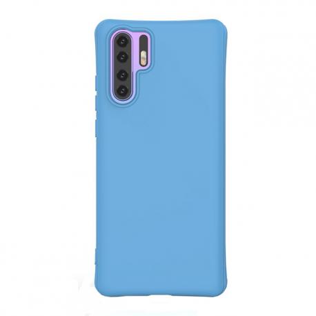 Husa pentru HUAWEI P30 Pro - Soft Color (Albastru)
